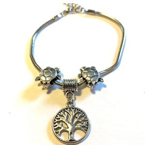 Jewelry - 🌸 3 for $25 🌸 Turtle Tree Bracelet